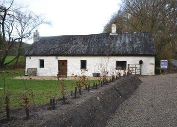 Thumbnail 2 bed cottage for sale in Pontshaen, Llandysul