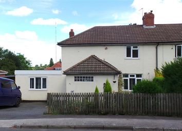 Thumbnail 3 bed semi-detached house for sale in Blackberry Lane, Four Oaks, Sutton Coldfield