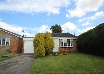Thumbnail 3 bed bungalow for sale in Wood Moor Road, Hemsworth, Pontefract