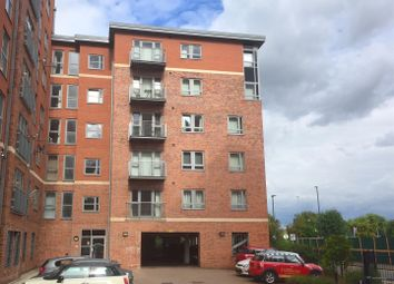 Thumbnail 2 bed flat for sale in Stuart Street, Derby