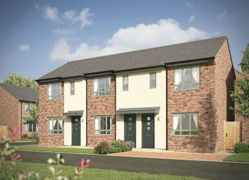 Thumbnail 1 bed town house for sale in Tudor Close, Market Drayton