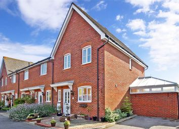 Thumbnail 3 bed end terrace house for sale in Puffin Road, Herne Bay, Kent