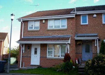Thumbnail 3 bed end terrace house to rent in Syon Park Close, Nottingham