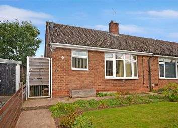 Thumbnail 2 bed semi-detached bungalow for sale in Torpoint Close, Wyken, Coventry