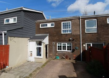 Thumbnail 3 bed terraced house for sale in Roundhouse Close, Nantyglo, Ebbw Vale