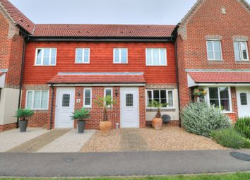 Thumbnail 3 bed terraced house to rent in Ash Close, Littlehampton