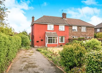 Thumbnail 3 bed semi-detached house for sale in Frankby Road, Newton, West Kirby