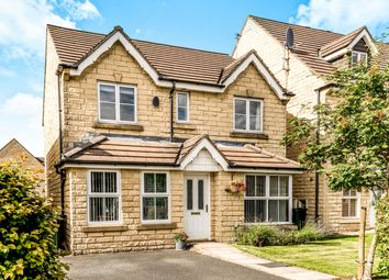 Thumbnail 4 bed detached house for sale in Meldon Way, Bradford