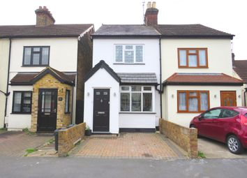 Thumbnail 2 bed semi-detached house for sale in Salisbury Road, Heath Park, Romford