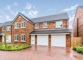 Thumbnail 5 bed detached house for sale in Cotton Field Road, Holmes Chapel, Crewe, Cheshire