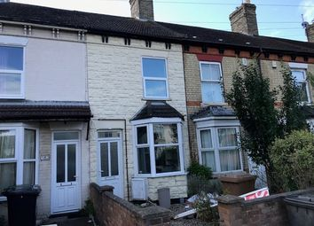 Thumbnail 2 bedroom terraced house to rent in Eastfield Road, Peterborough