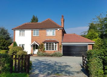 Thumbnail 7 bed detached house to rent in Colleys Lane, Willaston, Nantwich