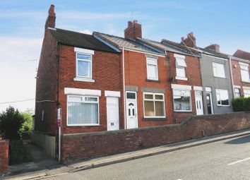 Thumbnail 2 bed end terrace house for sale in Creswell Road, Clowne, Chesterfield