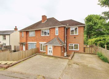Thumbnail 4 bed semi-detached house for sale in Middle Road, Southampton