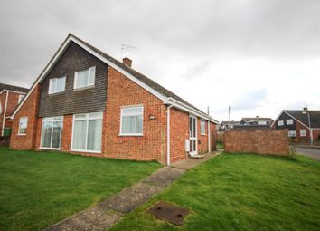 Thumbnail 2 bed semi-detached house for sale in Waveney Drive, Belton, Great Yarmouth