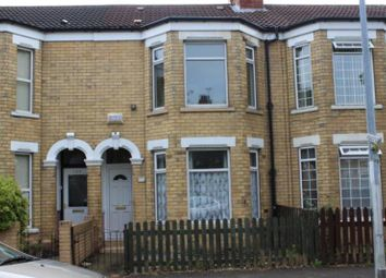 Thumbnail 3 bed terraced house to rent in Westcott Street, Holderness Road, Hull