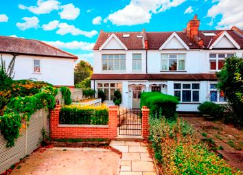 Thumbnail 3 bed end terrace house for sale in Manor Grove, Richmond