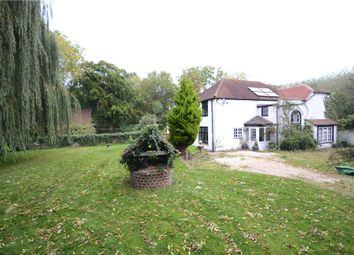 Thumbnail 4 bed detached house for sale in Church Lane, Binfield, Berkshire