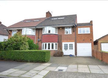 Thumbnail 5 bedroom semi-detached house for sale in Wricklemarsh Road, London