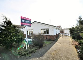 Thumbnail 2 bed detached bungalow for sale in Cardwell Close, Warton, Preston, Lancashire