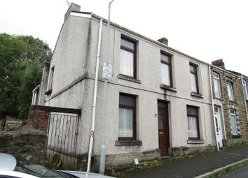Thumbnail 3 bedroom end terrace house for sale in Banwell Street, Morriston, Swansea, City And County Of Swansea.