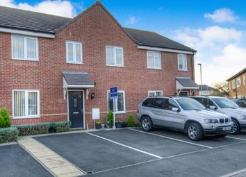 Thumbnail 3 bed terraced house for sale in Greengage Way, Evesham, Worcestershire