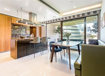 Thumbnail 4 bed flat for sale in Blenheim House, One Tower Bridge, Shad Thames, London