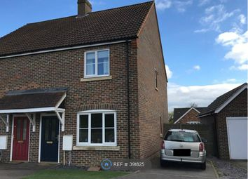 Thumbnail 2 bed semi-detached house to rent in Wisdom Close, Bromham