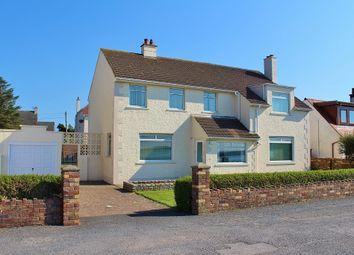 Thumbnail 4 bed detached house for sale in Rochelle, Cairnryan Road, Stranraer