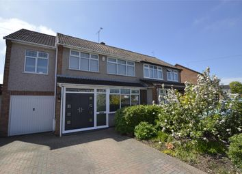 Thumbnail 4 bedroom semi-detached house for sale in Huckford Road, Winterbourne, Bristol