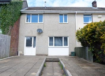 Thumbnail 3 bed terraced house to rent in Maindy Court, Church Village
