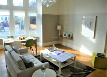 Thumbnail 1 bed flat to rent in 22 Grove Park, Liverpool