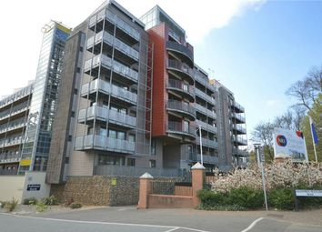 Thumbnail 1 bed flat for sale in Ashman Bank, Geoffrey Watling Way, Riverside, Norwich, Norfolk