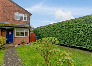 Thumbnail 1 bed end terrace house for sale in Tregaron Gardens, New Malden