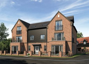 Thumbnail 2 bed flat for sale in Deepcut, Camberley