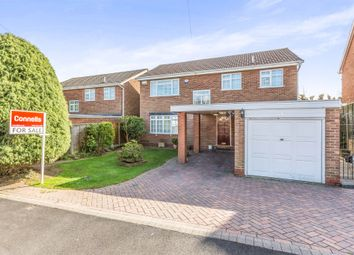 Thumbnail 4 bed detached house for sale in Myring Drive, Sutton Coldfield