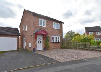 Thumbnail 4 bed detached house for sale in Wharfedale Crescent, Droitwich