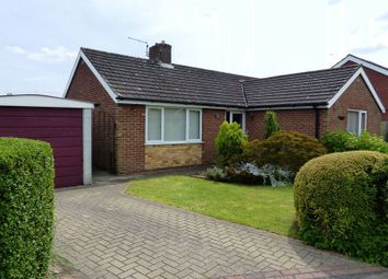 Thumbnail 2 bed detached bungalow for sale in Minster Drive, Cherry Willingham, Lincoln