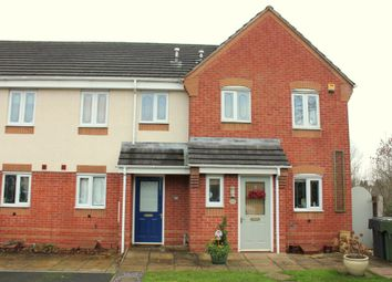 Thumbnail 2 bed terraced house to rent in Valencia Road, The Oakalls, Bromsgrove, Worcestershire