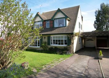 Thumbnail 3 bedroom detached house for sale in Warrengate Road, North Mymms, Hatfield
