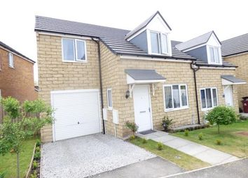Thumbnail 3 bed semi-detached house for sale in Armytage Grove, Burnley, Lancashire