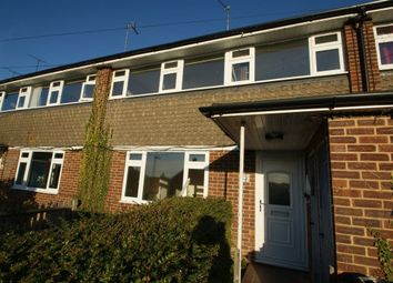 Thumbnail 3 bed terraced house to rent in Leigh Road, Andover