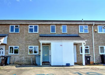 Thumbnail 2 bedroom terraced house for sale in Anson Court, Market Deeping, Peterborough