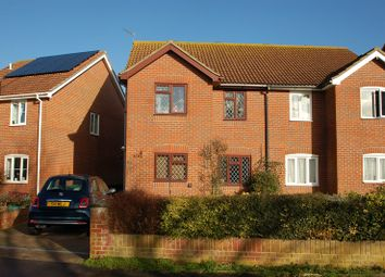 Thumbnail 3 bed semi-detached house for sale in The Redan, Alverstoke, Gosport
