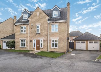 Thumbnail 5 bed detached house for sale in The Grange, Woolley Grange, Barnsley, West Yorkshire