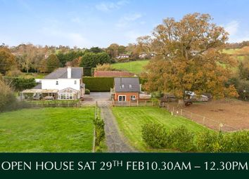 Thumbnail 4 bed detached house for sale in Exmouth Road, Lympstone, Exmouth