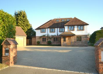 Thumbnail 6 bed detached house for sale in Boughton Hall Avenue, Send, Woking