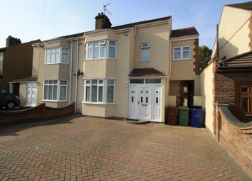 Thumbnail 4 bed semi-detached house for sale in Premier Avenue, Grays
