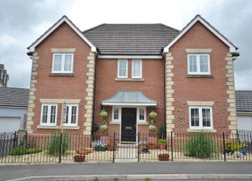 Thumbnail 4 bed detached house for sale in Meysydd Y Coleg, Carmarthen