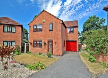 Thumbnail 4 bed detached house for sale in Church View Close, Arnold, Nottingham